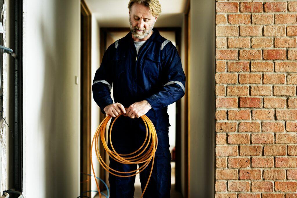 Elektriker Nørrebros alle elektriker er faglæse og autoriserede