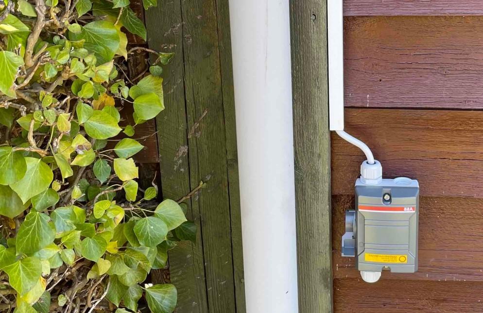Elektriker Herlev til privat og erhverv med døgnvagt - Udendørs membrandåse repareres akut