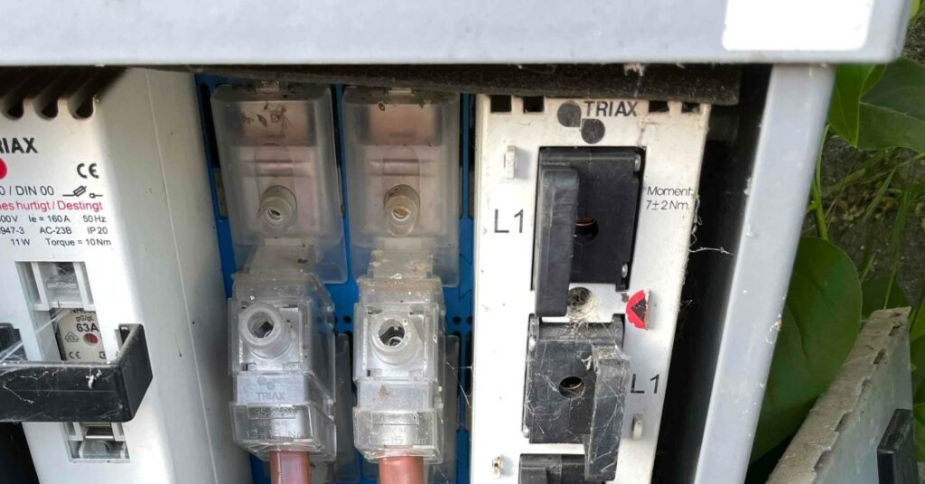 Udskiftning af sikring hos Autoriseret Elektriker København