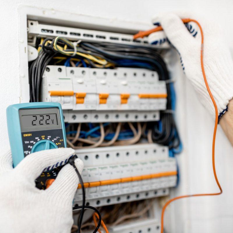 Din døgnvagt elektriker København N, S, V og K samt Frederiksberg